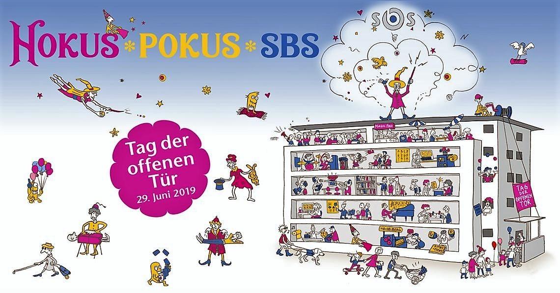 SBS Tag der offenen Tür