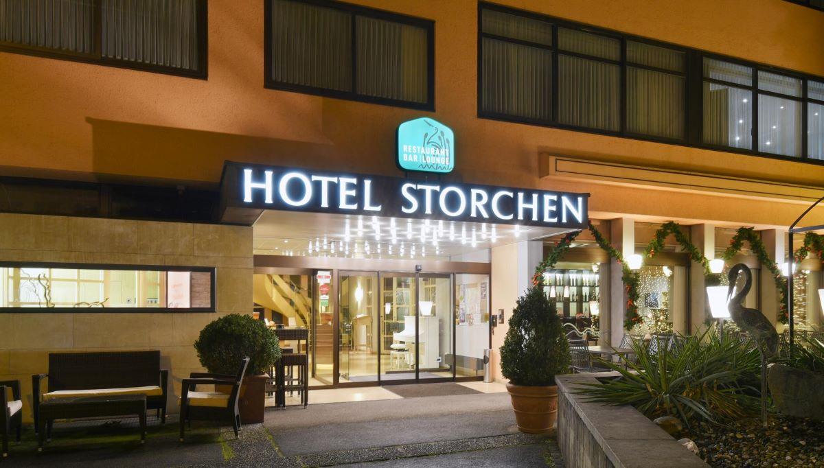 Hotel-Storchen