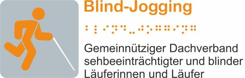 Begleitetes Joggen mit Blind-Jogging