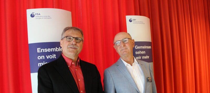 Neuwahlen: Neue Führung im SBV-Verbandsvorstand
